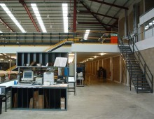 Storage Mezzanine Floor Halifax