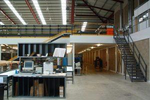 Storage Mezzanine Floor Halifax