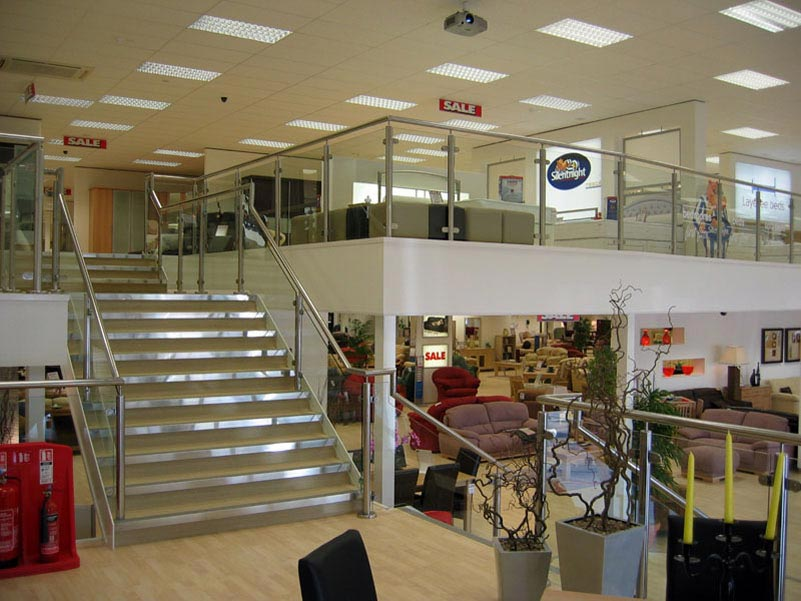How to build a mezzanine joy studio design gallery best design - Mezzanine studio ...