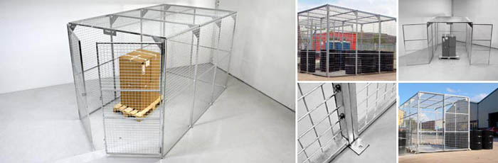 Mesh Cages