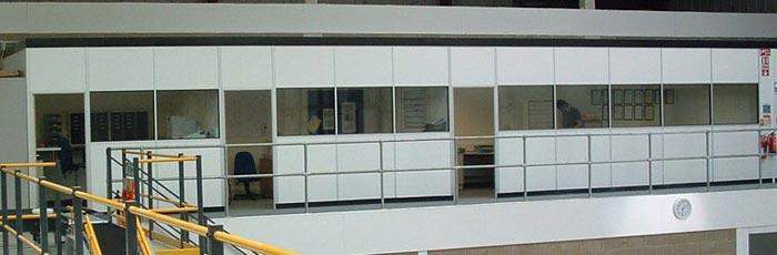 Office mezzanine floors Halifax