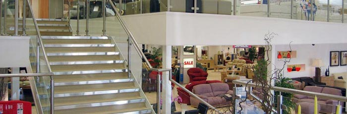 Retail Mezzanine Floor