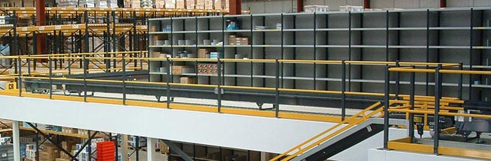 Production Mezzanine Floors