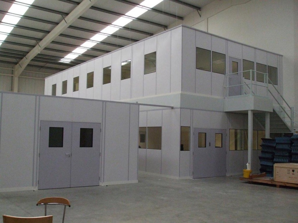 mezzanine floor office. split level office mezzanine floor e