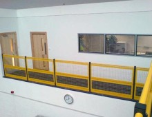 Office mezzanine floor Leeds
