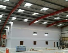 Mezzanine Floor for Offices