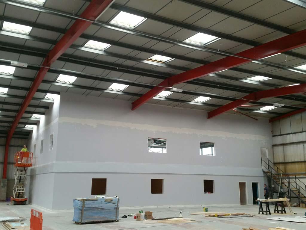Office Mezzanine Floors & Office Mezzanine Flooring - Avanta UK