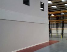 Office Mezzanine Floor Complete