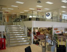 Retail Mezzanine Floor Huddersfield and Wakefield