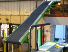 Lufting Conveyor