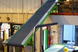 Lufting Conveyor