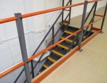 Edge Protection For Mezzanine Floor
