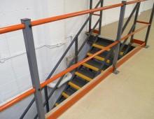 Edge Protection For Mezzanine Floor