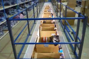 Edge Protection For Cut Out on Mezzanine Floor