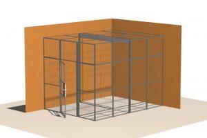 Mesh Cage Proposal