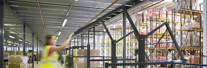 Mezzanine Floor Pallet Gates
