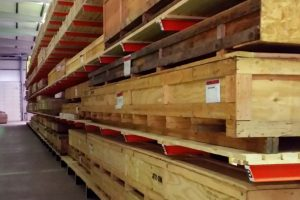 Cantilever Racking Storing Long Items