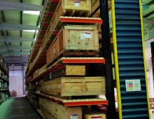 Cantilever Racking Installation in Leeds