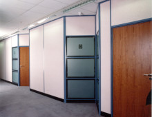 600 Series Office Partitions Parkham