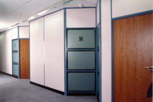600 Series Office Partitions Parkham