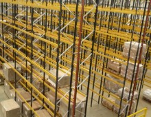 New Pallet Racking Install For Fashion Retailer