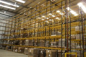 New Pallet Racking Installation