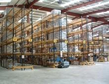 Adjustable Pallet Racking Installation in Huddersfield