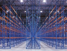 Narrow Aisle Pallet Racking Installation