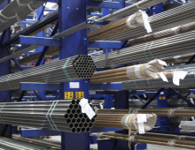 Tube Storage Cantilever Racking
