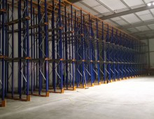 Apex Drive in Pallet Racking