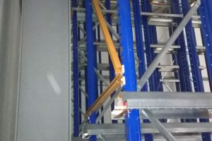 Drive in Storage Racking