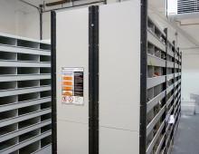 Warehouse Shelving For Box & Garment