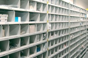 Stormor Document Office Shelving Installation