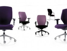 Flame Office Seating