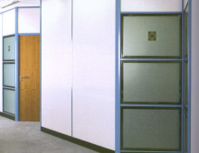 Komfort Office Partitions Showroom
