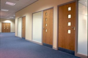 Kameo Office Partitions With Glazing