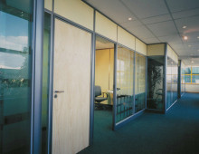 Run of Kameo office partitioning