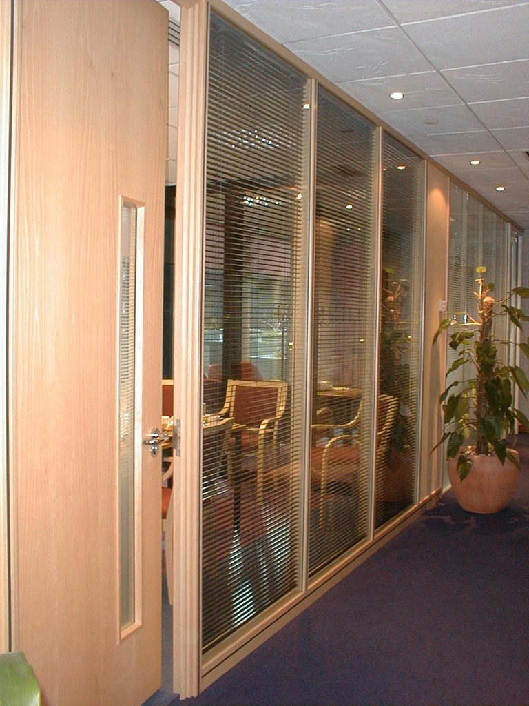 Office Partitions - Glazed Office Partitions and Partitioning ...