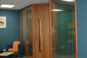 Klassic Timber Framed Office Partitions