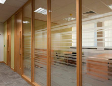 Klassic office partitions with manifestation in Halifax