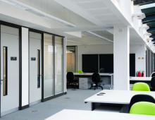 Komfire and Polar Office Partitions