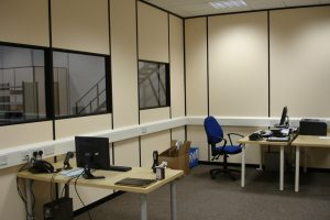 Komfire Office Partitions Leeds