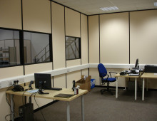 Komfire Office Partitions For All Saints