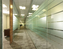 LS90 Office Partitions Wakefield