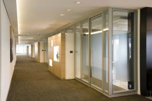 LS90 & Polar Glass Office Partitions