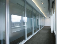 LS90 FRmed Glass Partitions