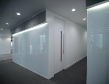 Polar with LS90 Glazed Partitions