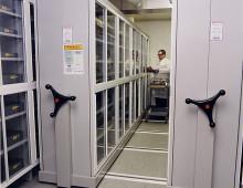 Mobile Artifact Storage