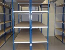Budget Stockroom Shelving