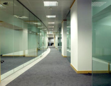 Orbis Single Glazed Office Partitions